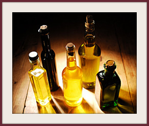 Picture of Olive Oil Bottles