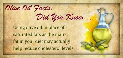 olive oil fact