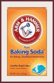 baking soda, all purpose baking soda