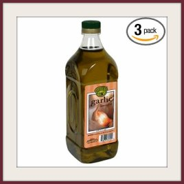 Auguri Garlic Flavored Extra Virgin Olive Oil