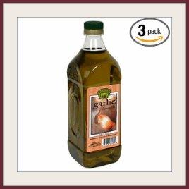 Auguri Garlic Flavored Extra Virgin Olive Oil