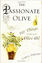 Olive oil books -The Passionate Olive