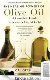 Olive oil books - The Healing Powers Of Olive Oil