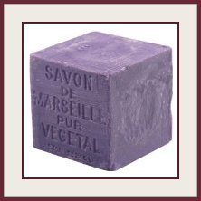 Savon de Marseille-Lavender